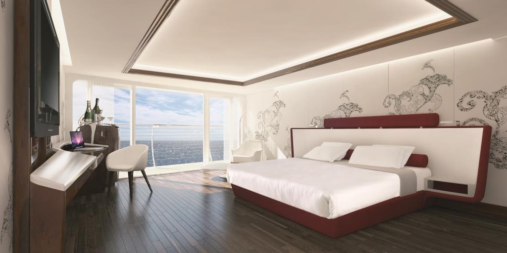 Sunborn london and gibraltar open in march 2014 spider for Design hotel 5 star